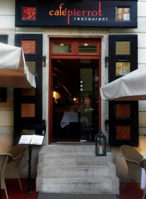 Café Pierrot; www.foodandwine.hu