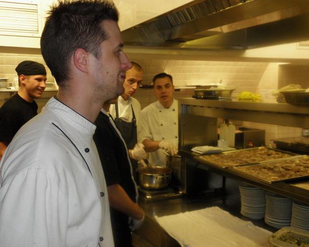 Café Pierrot (a konygha), www.foodandwine.hu