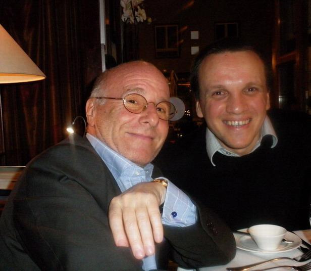 vajda péter és Litauszki zsolt (Café Pierrot), www.foodandwine.hu