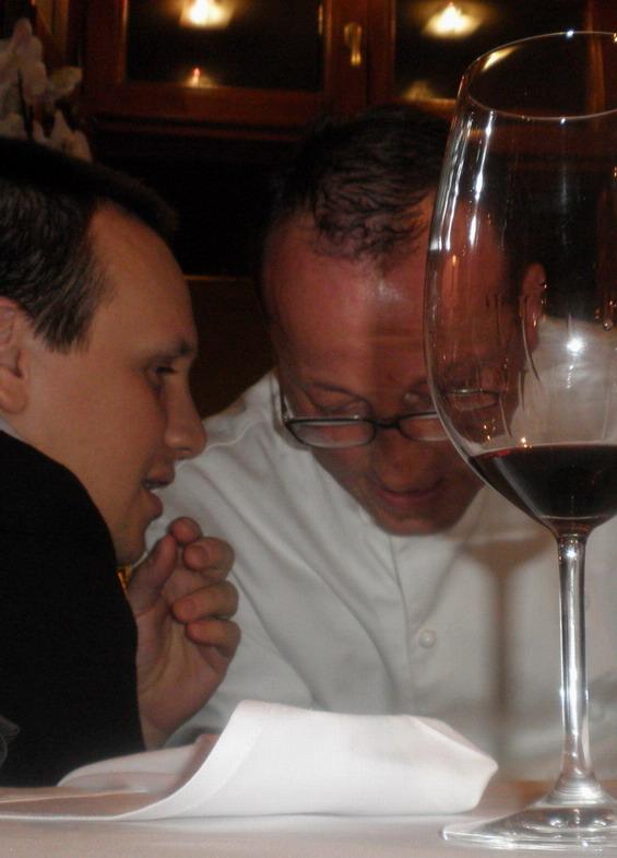 Litauszki Zsolt és Cristophe Deparday (Café Pierrot); www.foodandwine.hu