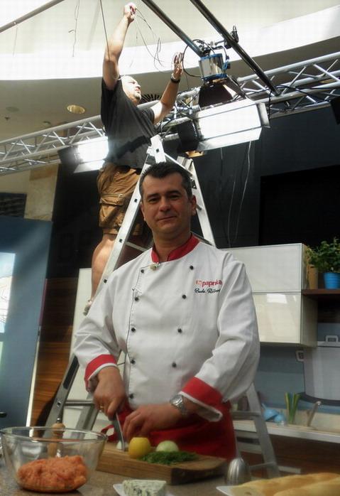 Aréna Kulinária, TV Paprika, Bede Róbert; www.foodandwine.hu