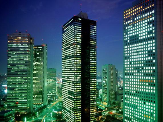 Tokyo, Japan, Shinjuku_District; Forrás: wallpapers.free-review.net
