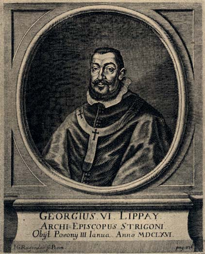 Lippay György; Forrás: tankonyvtar.hu