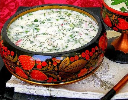 OKROSKA – hideg orosz leves nyárra is