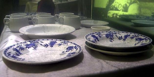 TITANIC – az utolsó vacsora menüje (1912)