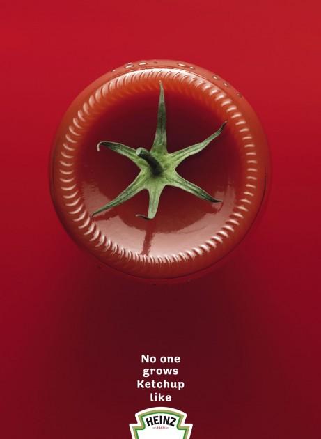 Heinz ketchup reklám