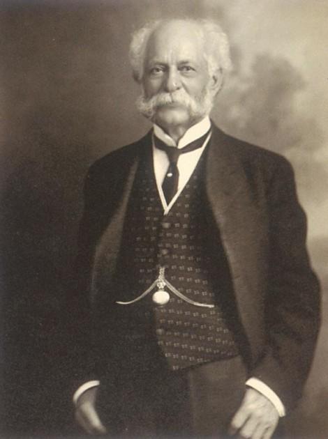 Henry John Heinz (Pach Brothers Studio, 1914 körül)