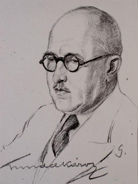 Gundel Károly grafika