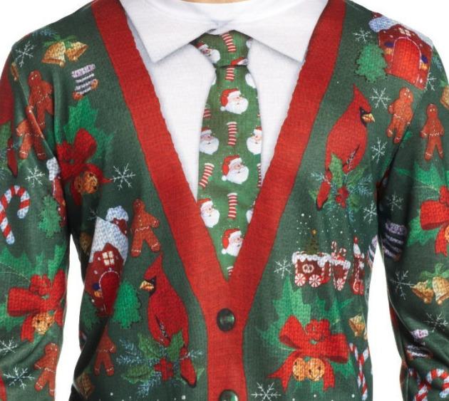Cardigan-Sweater