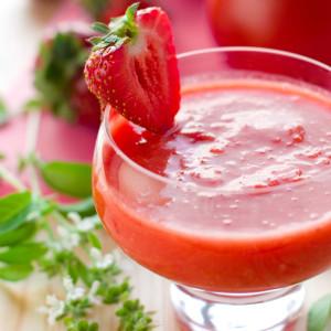 Strawberry-Sweet-Spicy-Tomato-Gazpacho