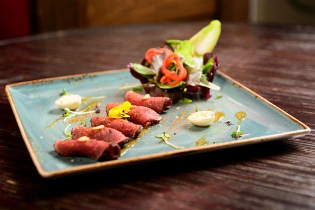 Tataki Wagyu Beef