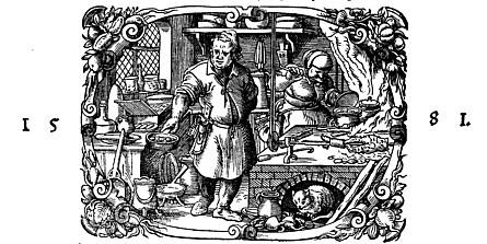 "M. Marxen Rumpolt ""Ein new Kochbuch"" (1581, Frankfurt am Main)"