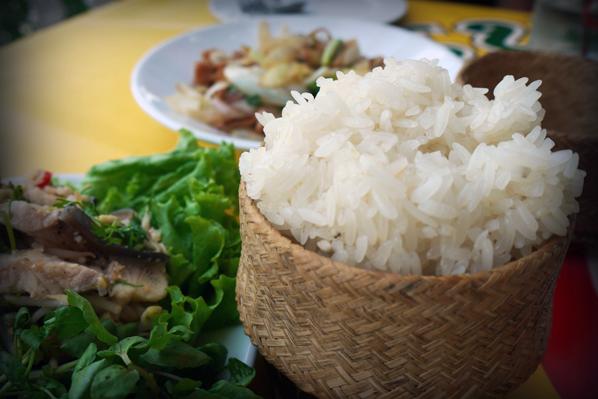 Laoszi ragadós rizs