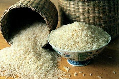 Előfőzött thai rizs