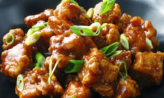 Csirke Szun-Ce generális módra