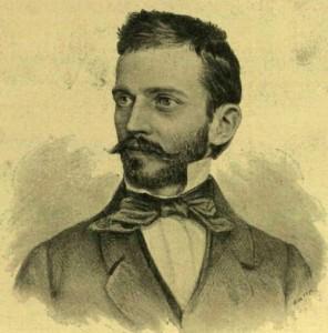 Székely József (1825-1895) - Barabás Miklós 1855. évi rajza után