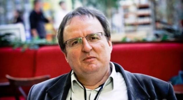Koszecz Sándor, a Békés Városi Kecskeméti Gábor Kulturális, Sport és Turisztikai Központ igazgatója