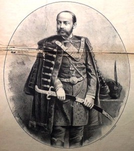 Báró Radvánszky Béla