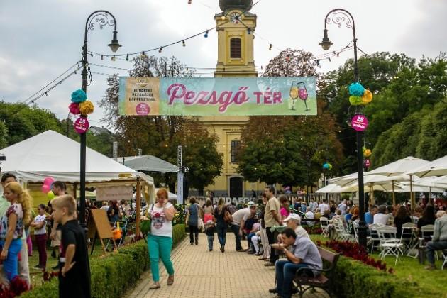 Budafoki Pezsgő és Borfesztivál 2015