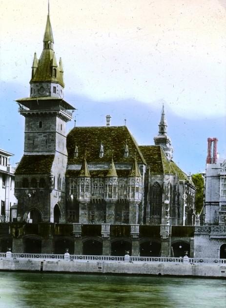 A Párizsi Világkiállítás magyar pavilonja (1900)