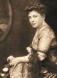 Anna Maria Sacher (1900)