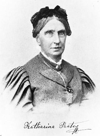 Katharina Prato (1818-1897) (Forrás: wikipedia)