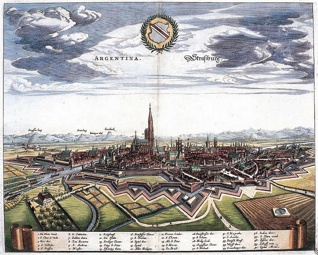 Strasbourg (1644)