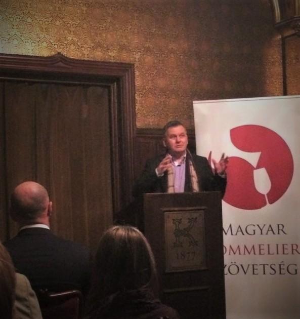Magyar Sommelier Szövetség, Par Excellence díj 2015, Csíki Sándor
