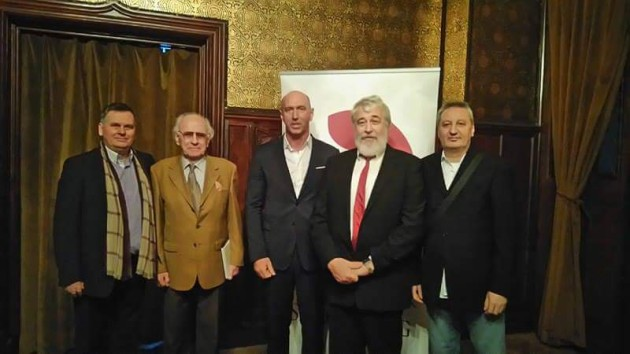 Csíki Sándor, Rohály Gábor, Ptzay István, Beöthy János, Csongrádi Csaba