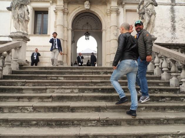 Paolo Tommasi és Gianni Annoni Olaszországban