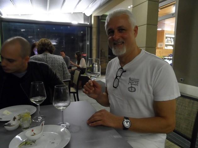 Carlo Piccoli, olaszországi látogatásunk során