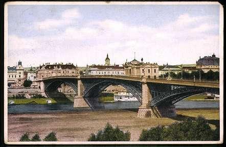 Szeged Közúti híd (1929)