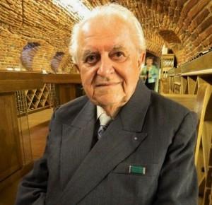 Dr. Csávossy György (1925-2015) Fotó: 3szek.ro