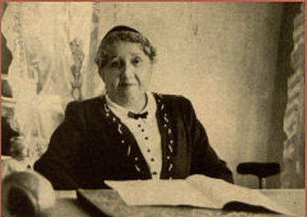 Tutsek Anna (Kolozsvár, 1865 - Budapest, 1944)