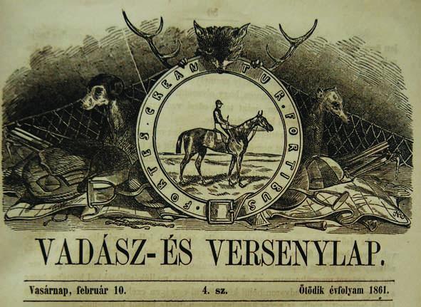 Vadász- és Versenylap, 1861. február 10.
