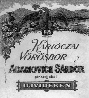 Karlócai bor