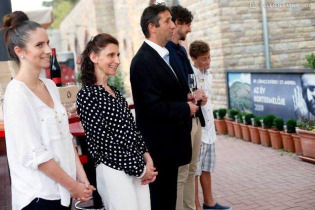 A Lőrincz család, a Napbor Ünnep kitalálója és szervezője