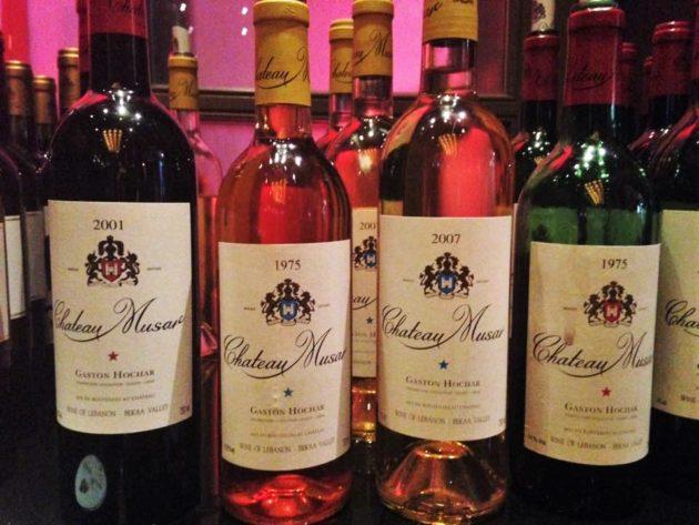 Kiváló libanoni borok a Bekaa völgyből