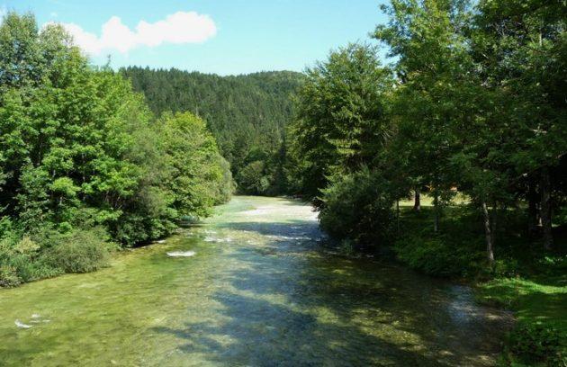 A Száva-folyó