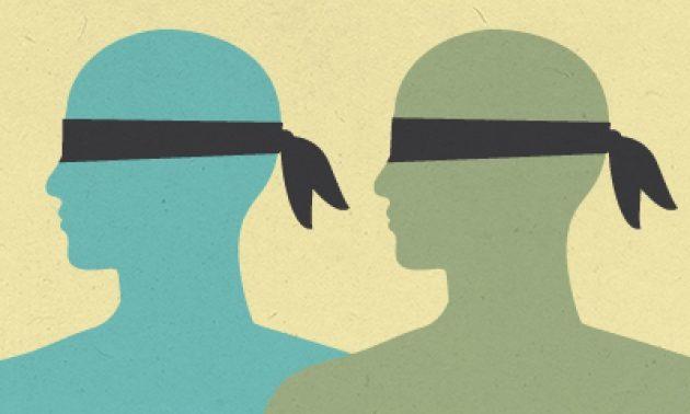 A dupla-vak kísérlettel kizárható a szubjektív hatás
