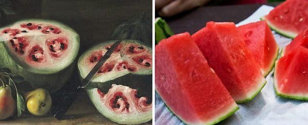 Vadon élő és modern görögdinnye