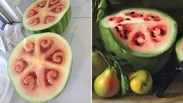 Vadon élő görögdinnye