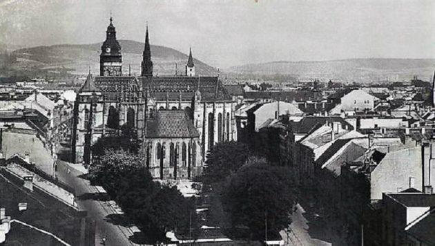 Kassa az 1930-as években