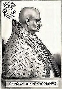 III. Szergiusz pápa