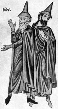 Német zsidók a 13. században