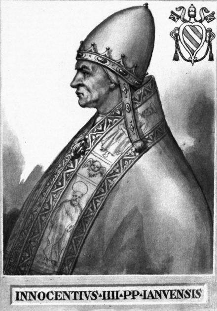 IV. Ince pápa