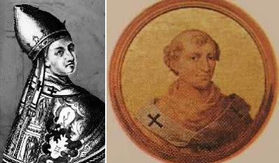 IX. Benedek pápa, aki eladta a pápaságot