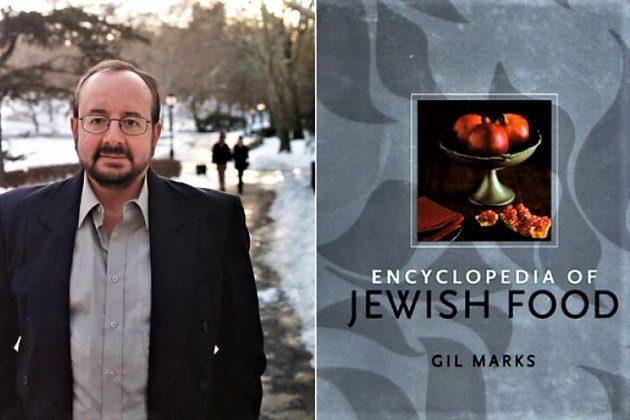 Gil Marks (1952-2014) - a zsidó gasztronómia kutatója