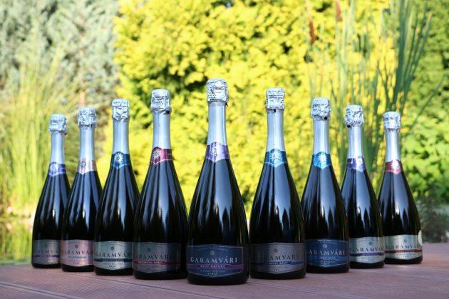 Garamvi pezsgők, élen a Brut Nature pezsgővel