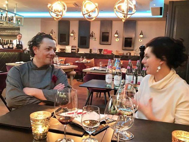Kiss Gergely (Tama Budapest) és Francisk Alíz Réka (Best of Budapest)